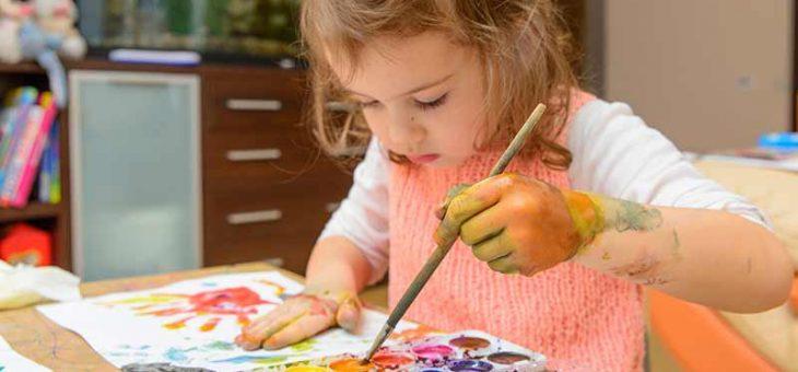 Comment inciter les enfants à aimer l'art