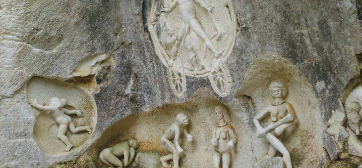 La sculpture dans la pierre : une tendance