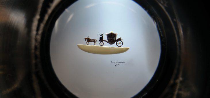 L'art de la miniature par Eduard Ghazaryan